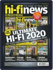 Hi Fi News (Digital) Subscription October 16th, 2020 Issue