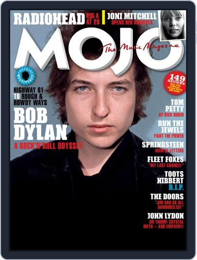 MOJO December 1st, 2020 Digital Back Issue Cover
