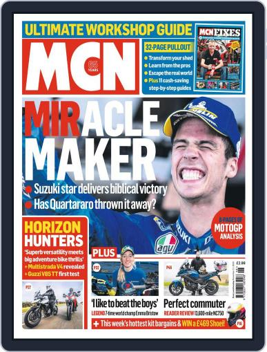 MCN (Digital) November 11th, 2020 Issue Cover
