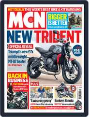 MCN (Digital) Subscription November 4th, 2020 Issue