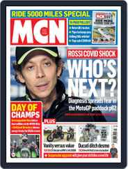 MCN (Digital) Subscription October 21st, 2020 Issue