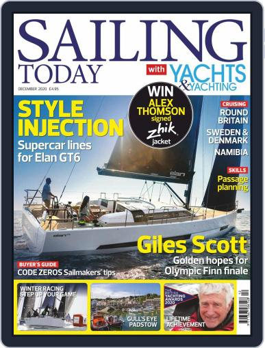 Yachts & Yachting December 1st, 2020 Digital Back Issue Cover