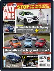 Auto Plus France (Digital) Subscription November 13th, 2020 Issue