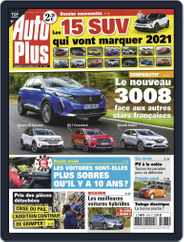 Auto Plus France (Digital) Subscription October 30th, 2020 Issue