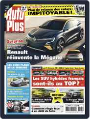 Auto Plus France (Digital) Subscription October 23rd, 2020 Issue