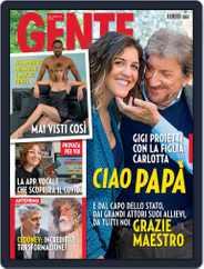 Gente (Digital) Subscription November 14th, 2020 Issue