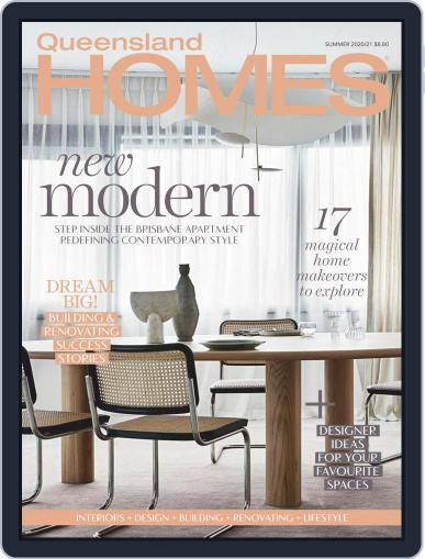 Queensland Homes (Digital) November 1st, 2020 Issue Cover