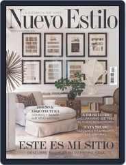 Nuevo Estilo (Digital) Subscription November 1st, 2020 Issue