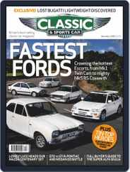 Classic & Sports Car (Digital) Subscription December 1st, 2020 Issue
