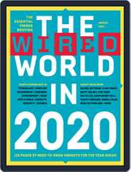 The Wired World Magazine (Digital) Subscription January 1st, 2020 Issue