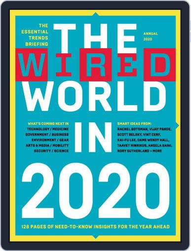 The Wired World Magazine (Digital) January 1st, 2020 Issue Cover