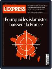 L'express (Digital) Subscription November 5th, 2020 Issue