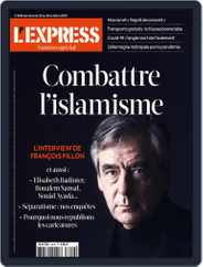 L'express (Digital) Subscription October 22nd, 2020 Issue