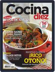 COCINA DIEZ (Digital) Subscription November 1st, 2020 Issue