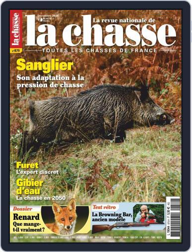 La Revue nationale de La chasse (Digital) December 1st, 2020 Issue Cover