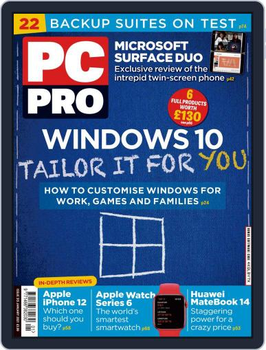 PC Pro (Digital) January 1st, 2021 Issue Cover