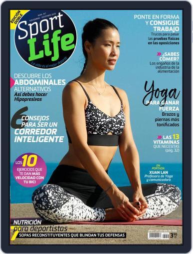 Sport Life November 1st, 2020 Digital Back Issue Cover
