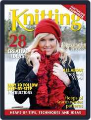 Australian Knitting (Digital) Subscription August 1st, 2020 Issue