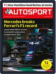 Autosport (Digital) Subscription November 5th, 2020 Issue