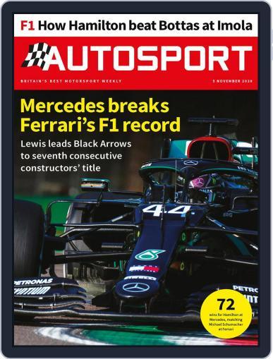 Autosport (Digital) November 5th, 2020 Issue Cover