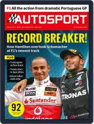 Autosport (Digital) Subscription October 29th, 2020 Issue