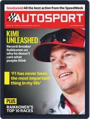 Autosport (Digital) Subscription October 22nd, 2020 Issue