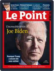 Le Point (Digital) Subscription November 12th, 2020 Issue