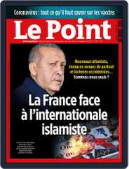 Le Point (Digital) Subscription November 4th, 2020 Issue