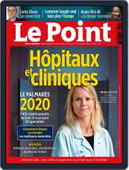 Le Point (Digital) Subscription October 29th, 2020 Issue