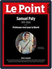 Le Point (Digital) Subscription October 22nd, 2020 Issue