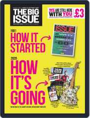 The Big Issue (Digital) Subscription October 26th, 2020 Issue
