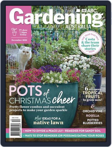 Gardening Australia December 1st, 2020 Digital Back Issue Cover