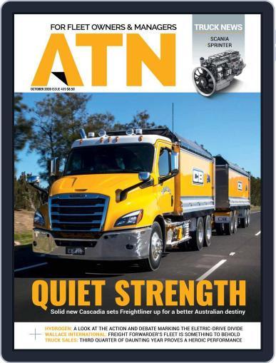 Australasian Transport News (ATN) October 1st, 2020 Digital Back Issue Cover
