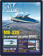Micro Simulateur (Digital) Subscription November 1st, 2020 Issue