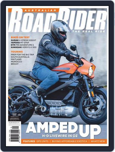 Australian Road Rider (Digital) December 1st, 2020 Issue Cover