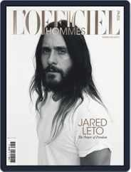 L'officiel Hommes Paris (Digital) Subscription November 1st, 2020 Issue