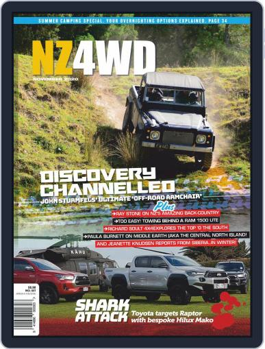 NZ4WD (Digital) November 1st, 2020 Issue Cover
