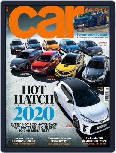 CAR UK (Digital) December 1st, 2020 Issue Cover