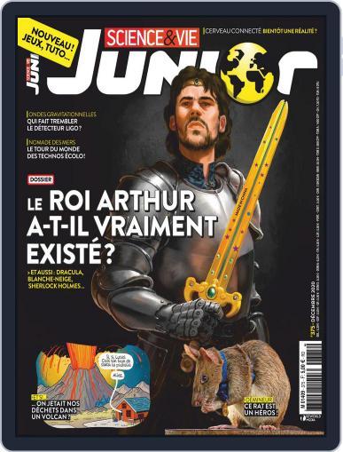 Science & Vie Junior December 1st, 2020 Digital Back Issue Cover