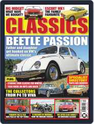 Classics Monthly (Digital) Subscription December 1st, 2020 Issue