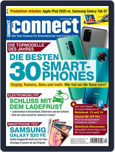 Connect December 1st, 2020 Digital Back Issue Cover