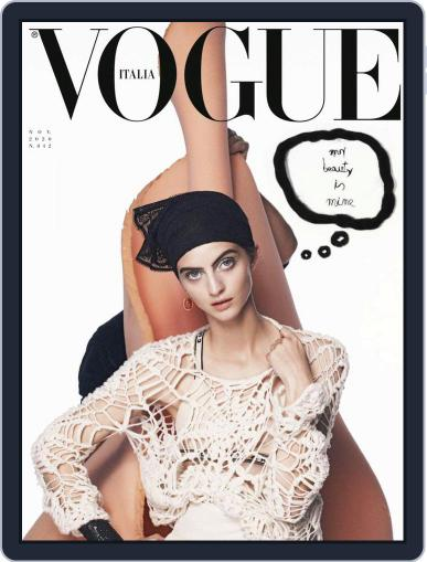 Vogue Italia (Digital) November 1st, 2020 Issue Cover