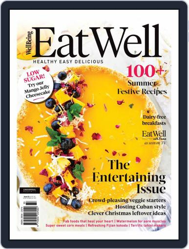 Eat Well October 1st, 2020 Digital Back Issue Cover