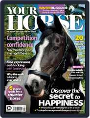 Your Horse (Digital) Subscription November 15th, 2020 Issue