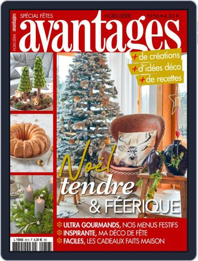 Avantages (Digital) November 6th, 2020 Issue Cover