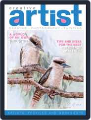 Creative Artist (Digital) Subscription October 1st, 2020 Issue