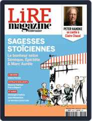 Lire (Digital) Subscription November 1st, 2020 Issue