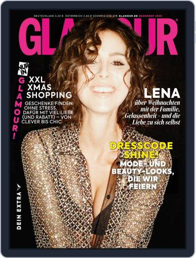 Glamour (D) (Digital) December 1st, 2020 Issue Cover