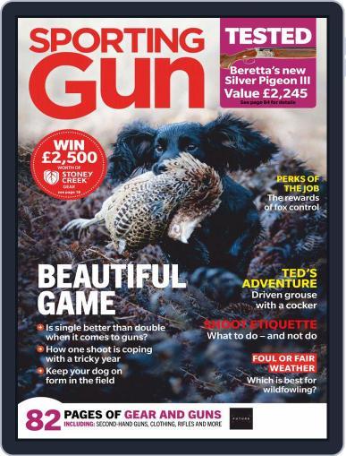 Sporting Gun December 1st, 2020 Digital Back Issue Cover