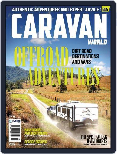 Caravan World November 1st, 2020 Digital Back Issue Cover
